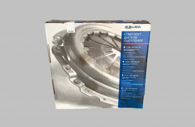 Clutch disc assy