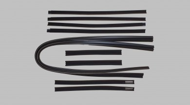 Repair kit door windows seals 21210
