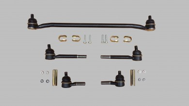 Drive rods complete SET 5 pieces