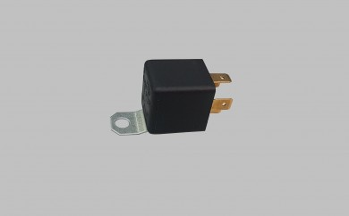 Relay 4-connectors 12volt 20-30a 75-3777