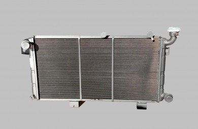 Cooler radiator copper 21214
