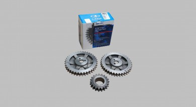 Sprocket 3 pcs SET AvtoVAZ 21213 models