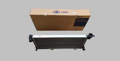Main water radiator 21214 AvtoVAZ