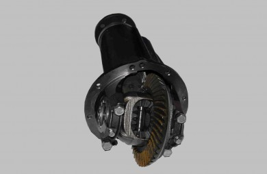 Rear axle reduction gear assy