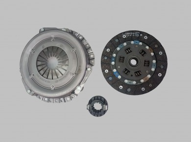 Clutch  Disc Assy LUK
