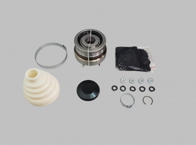 Repair kit propeller shaft with CV joint SET