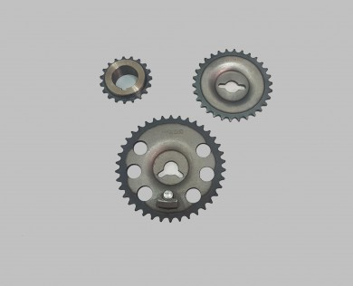 Sprocket set 3 pcs 21230