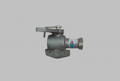 Heater valve tap spherical