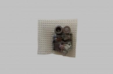 Ремонтен комплект стартер (четки + втулки)