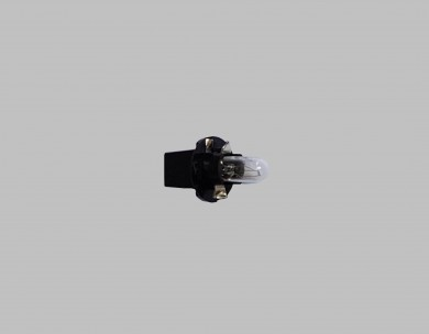 Фасунга арматурно табло малка с крушка