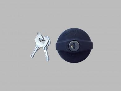 Капачка  резервоар с ключ