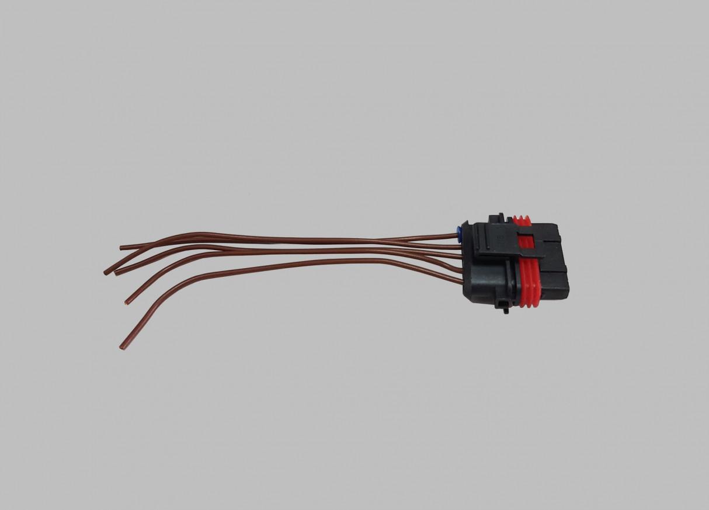 Букса с кабели датчик масов разход
