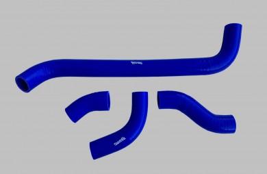 Σετ υδραυλικές συνδέσεις 21213-21214 μπλε ενισχυμένος