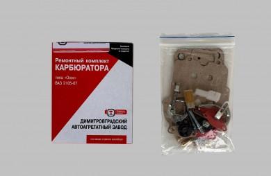 Ремонтен комплект карбуратор 2105-07 пълен