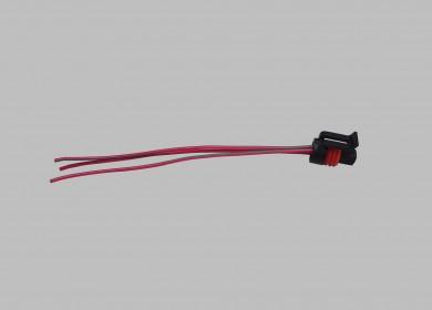 Букса с кабели датчик положение дроселова клапа