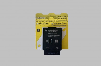 Реле зареждане 591.3702-01 с индикатор