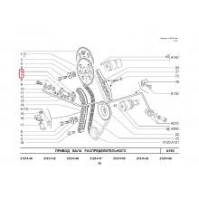 Обтегач верига автоматичен (механичен)