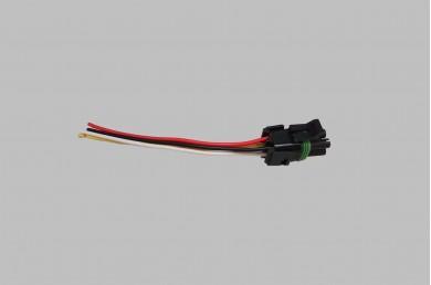 Букса с кабели датчик кислороден