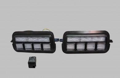 Подфарници комплект LED