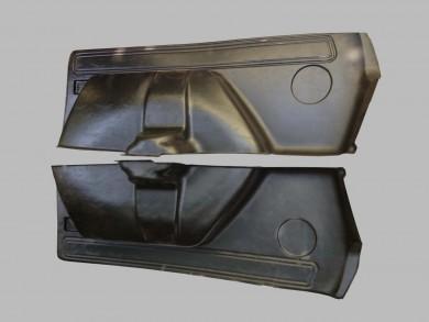 Облицовка багажник комплект