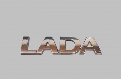 Емблема LADA