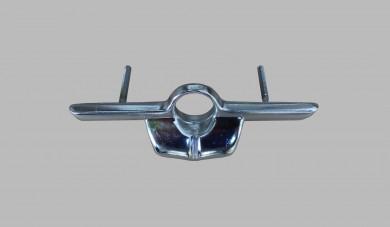 Дръжка външна пета врата никел