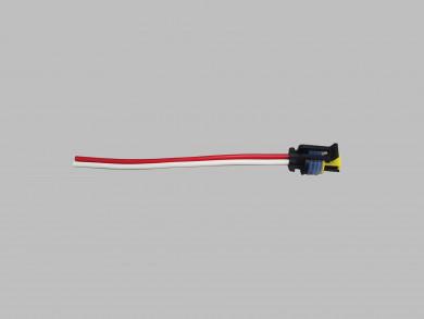 Букса с кабели датчик температура