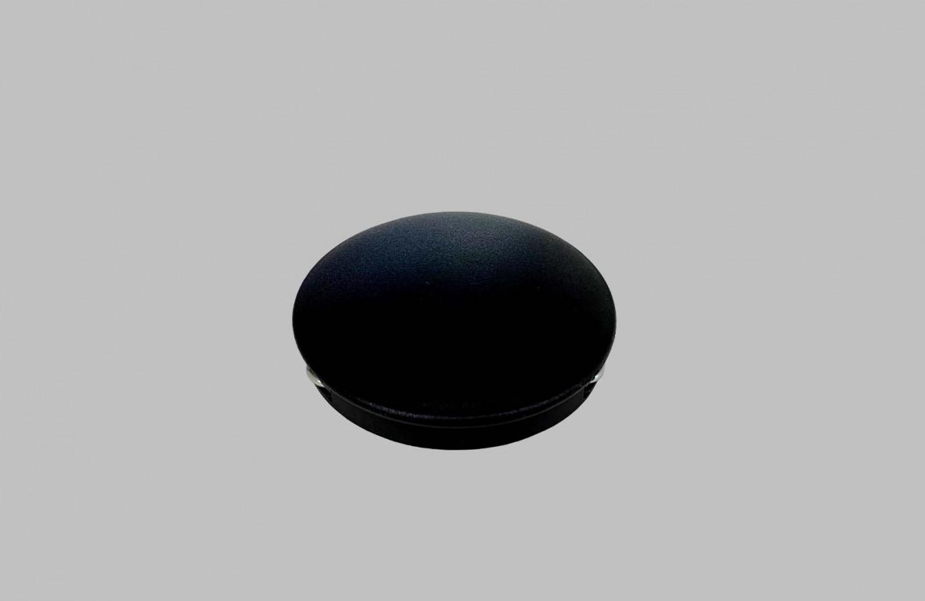 Капачка главина черен мат