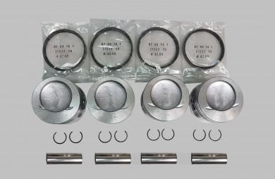 Бутала, сегменти и болтове 82,00 мм комплект