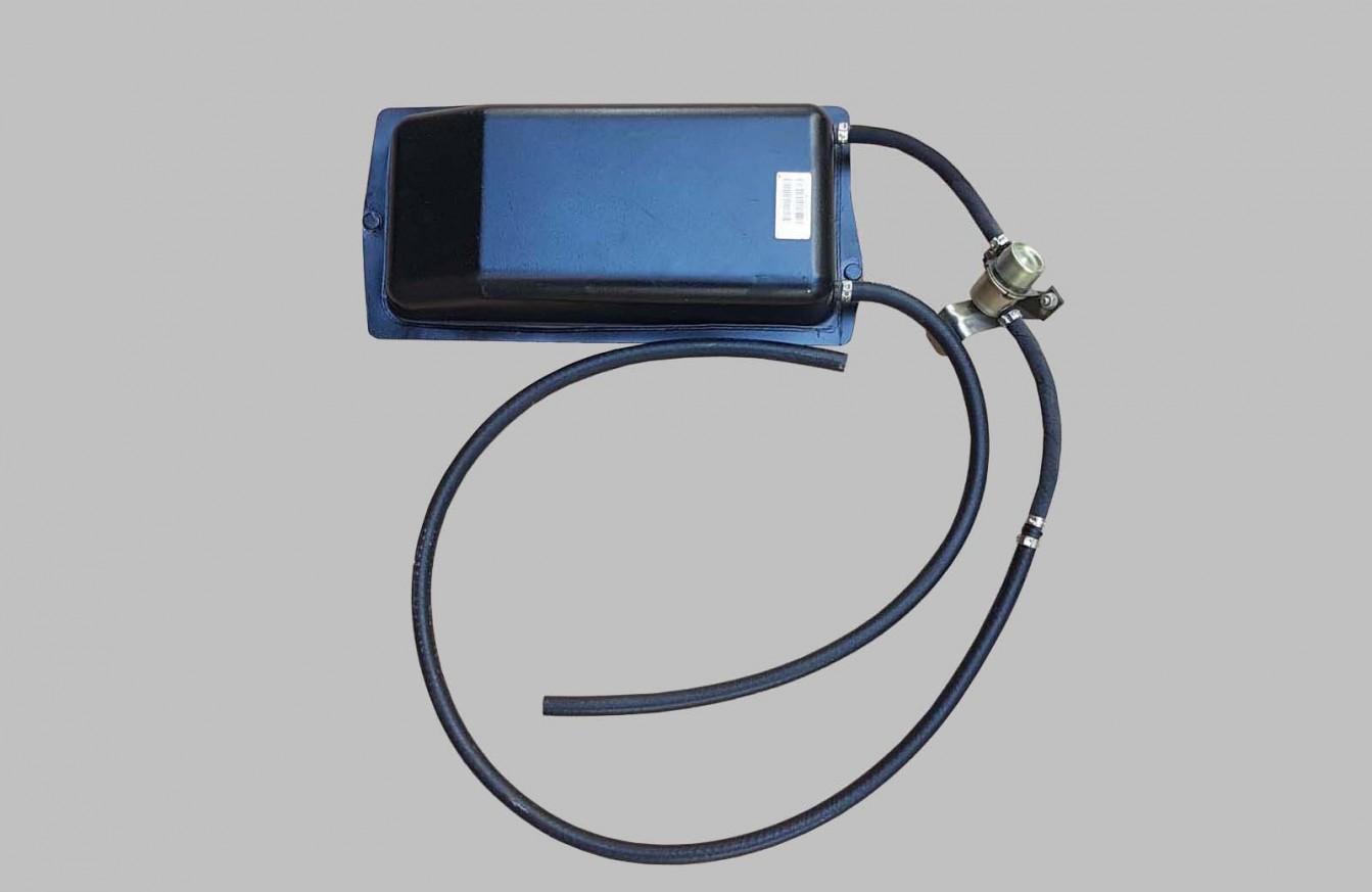 Сепаратор бензинови пари метален комплект