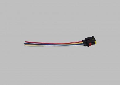 Букса с кабели регулатор празен ход