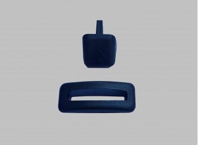 Дръжка вдигане седалка горна и рамка комплект
