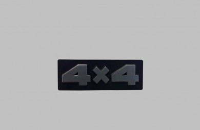 Емблема 4x4 заден калник АвтоВАЗ