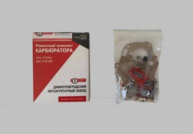 Ремонтен комплект карбуратор 21073 , пълен