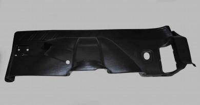 Облицовка багажник лява