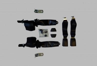 Предпазни колани задни седалки
